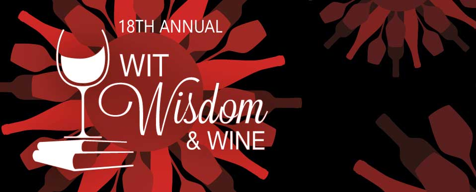 Early-bird pricing for Wit, Wisdom & Wine ends Jan 15th!