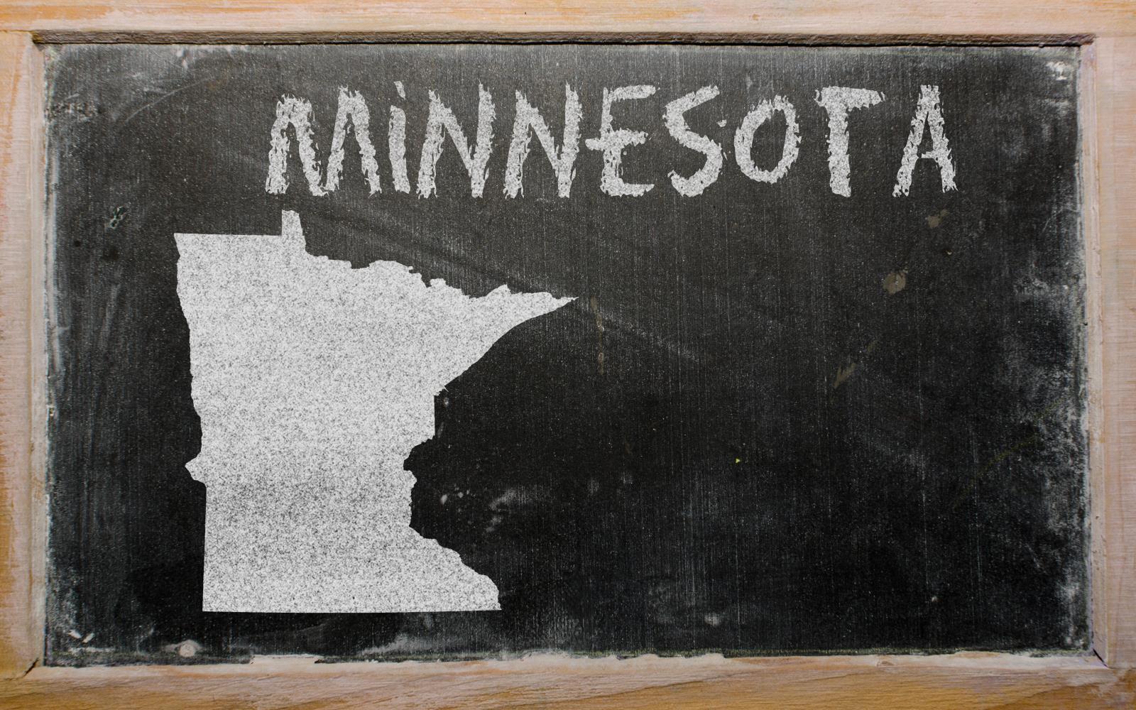 minnesota chalkboard